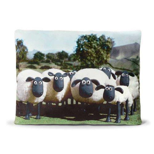 Shaun the Sheep - Ovečka Shaun - Polštář s potiskem ovečky Shaun