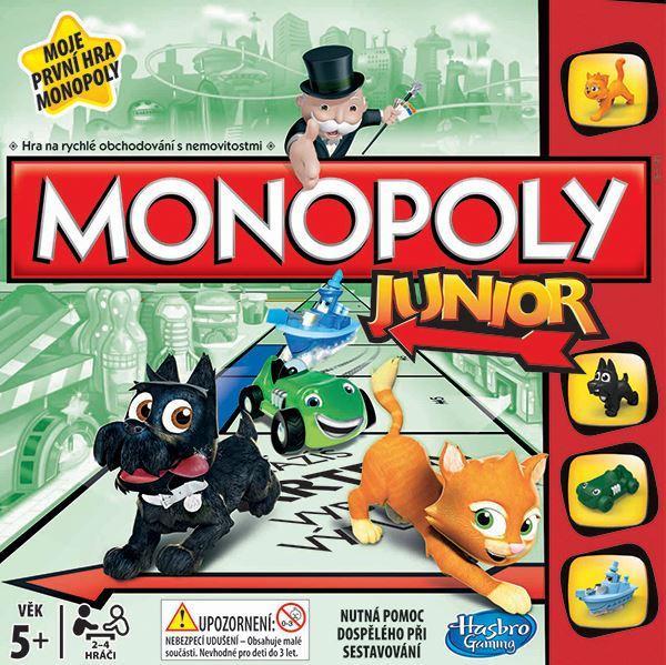 Hra Monopoly Junior