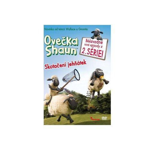DVD Ovečka Shaun II. - Skotačení jehňátek