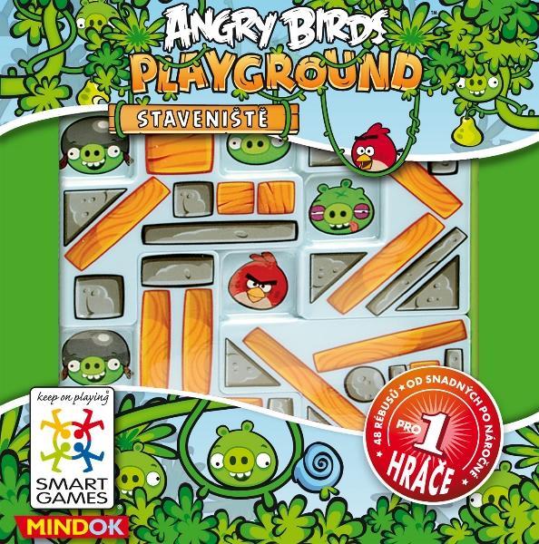 Mindok Smart Games Angry Birds: Staveniště