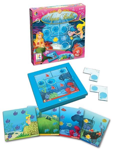 Mindok Smart Games Aqua Bella