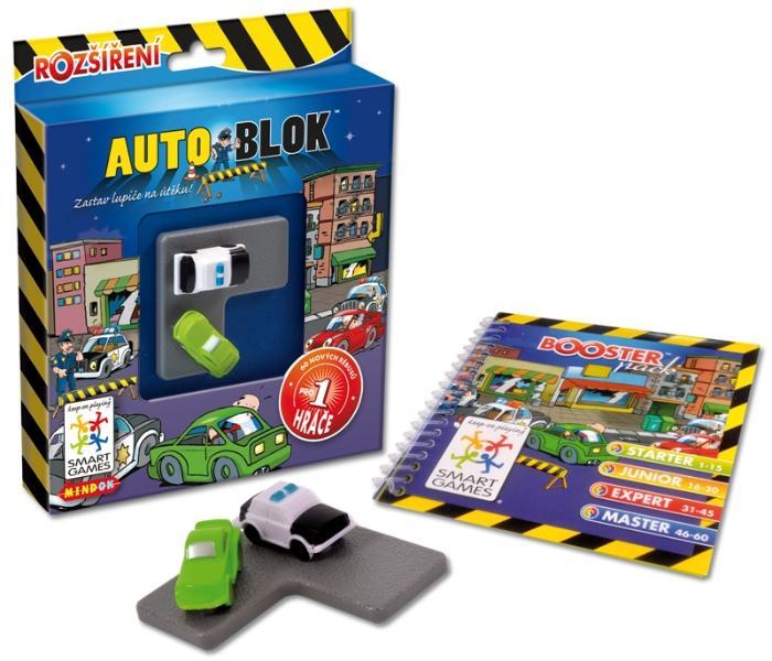 Mindok Smart Games Auto Blok - rozšíření