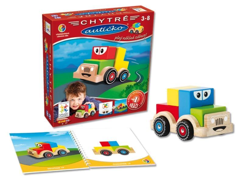 Mindok Smart Games Chytré autíčko