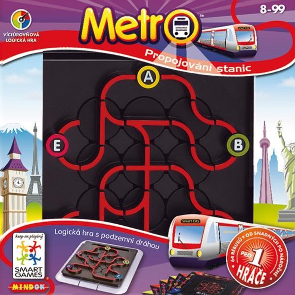 Mindok Smart Games Metro