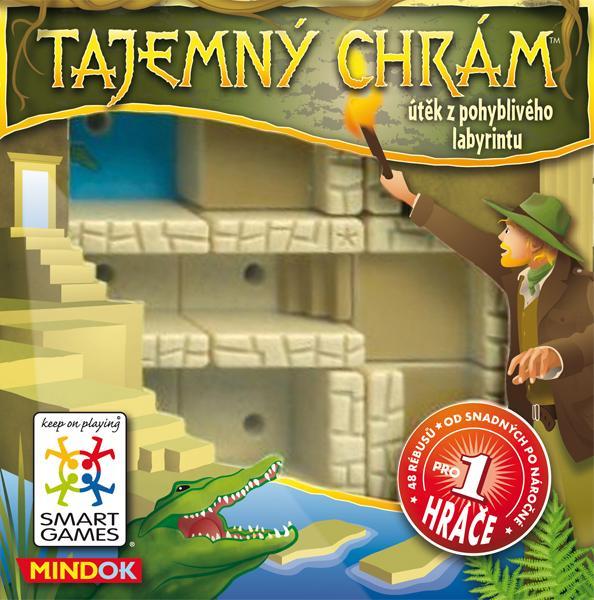 Mindok Smart Games Tajemný chrám