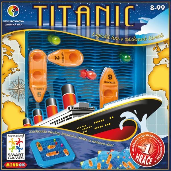 Mindok Smart Games Titanic