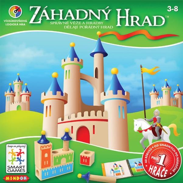 Mindok Smart Games Záhadný hrad