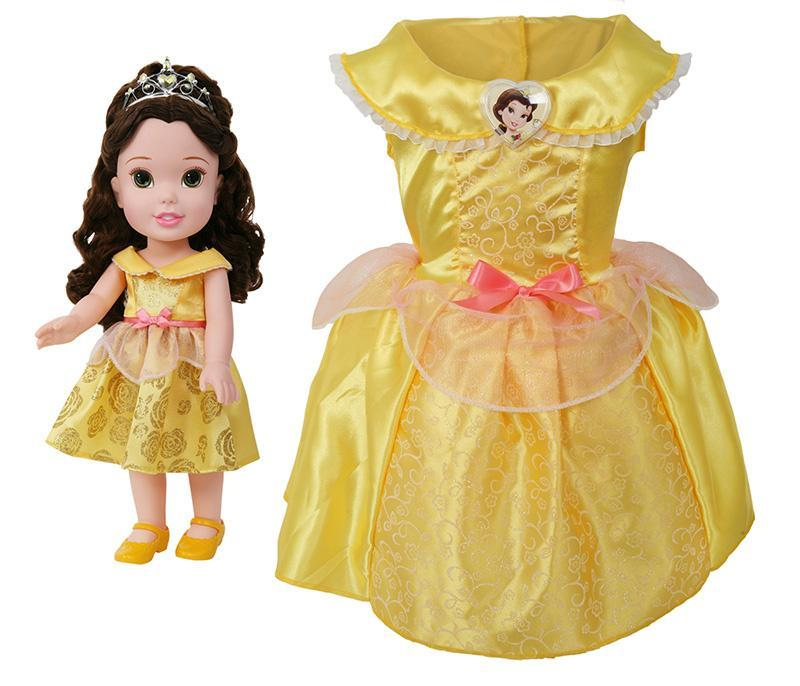 Karnevalový kostým Disney a princezna Bella, Kráska
