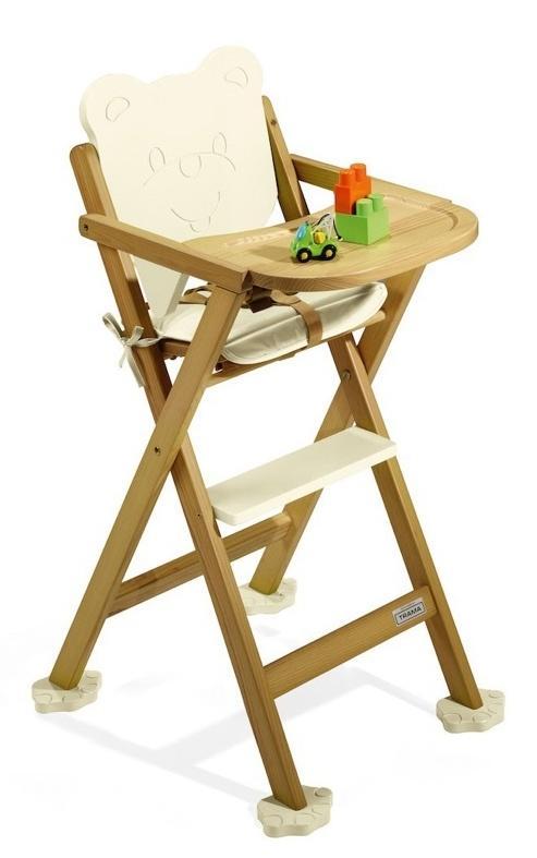 Jídelní židlička Trama Panda