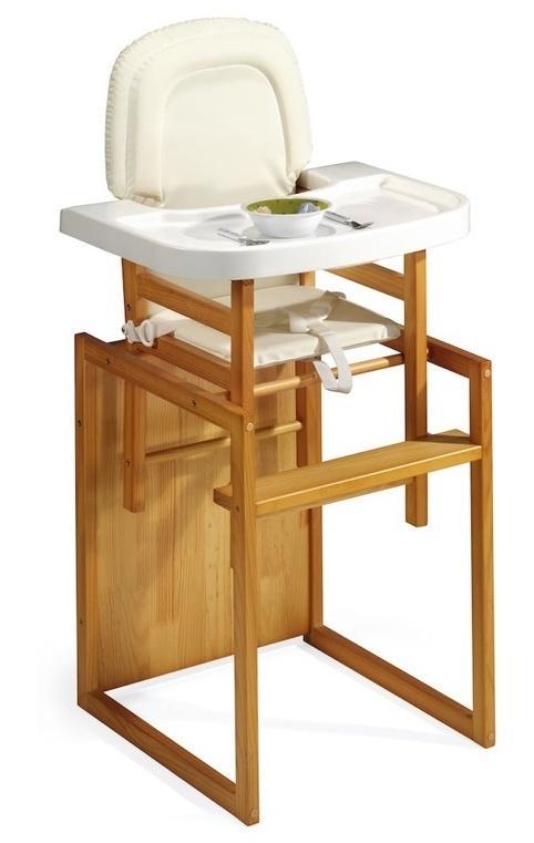Jídelní židlička Trama Cubo