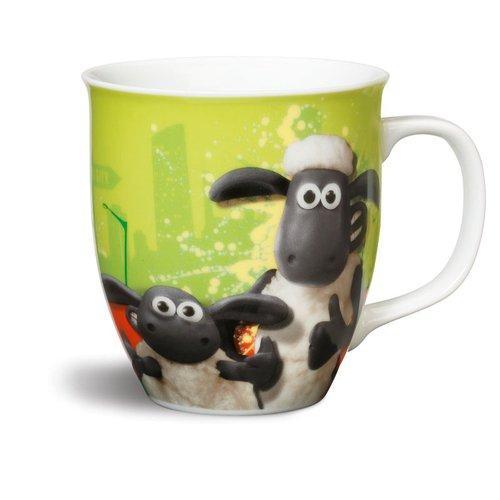 Shaun the Sheep - Ovečka Shaun - Hrneček Shaun Big City