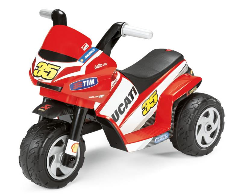 Elektrické vozítko Peg Pérego Mini Ducati
