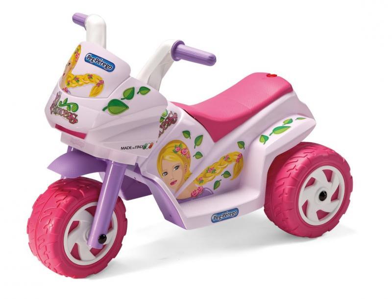 Elektrické vozítko Peg Pérego Mini Princess