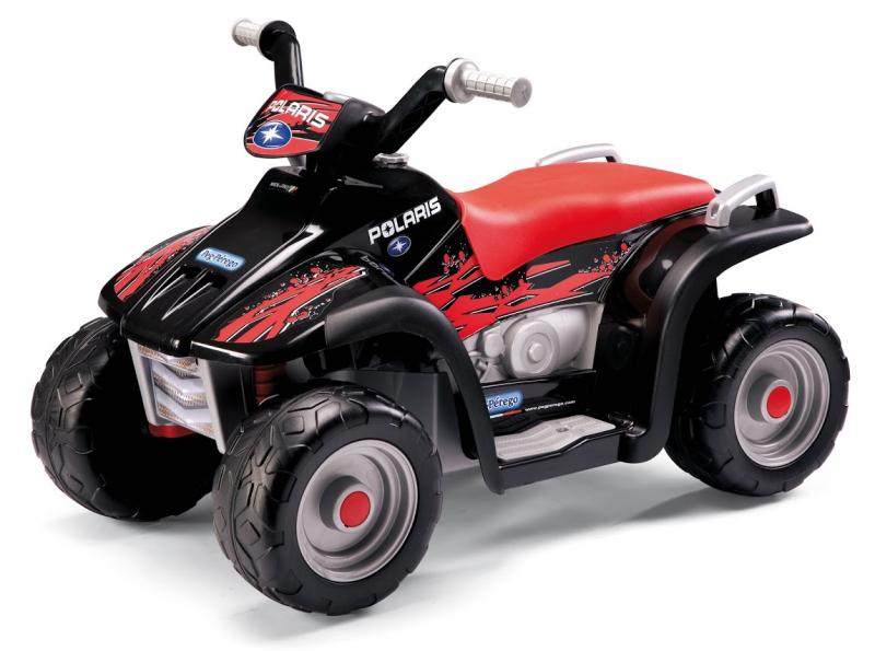 Elektrické vozítko Peg Pérego Polaris Sportsman 400