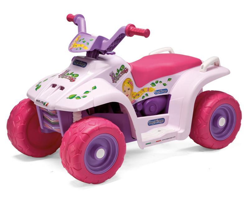 Elektrické vozítko Peg Pérego Quad Princess