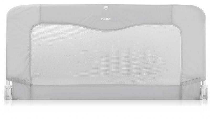 Reer zábrana na postel 150 cm grey/white
