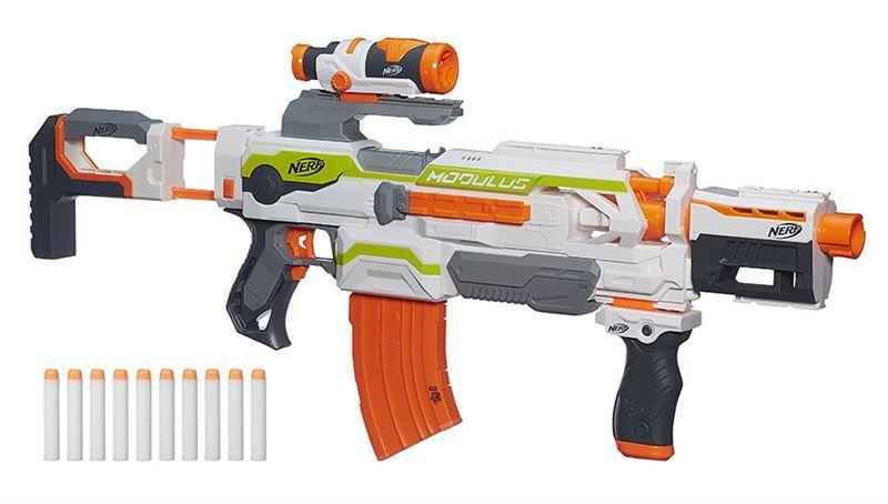 Hasbro Nerf Modulus pistole