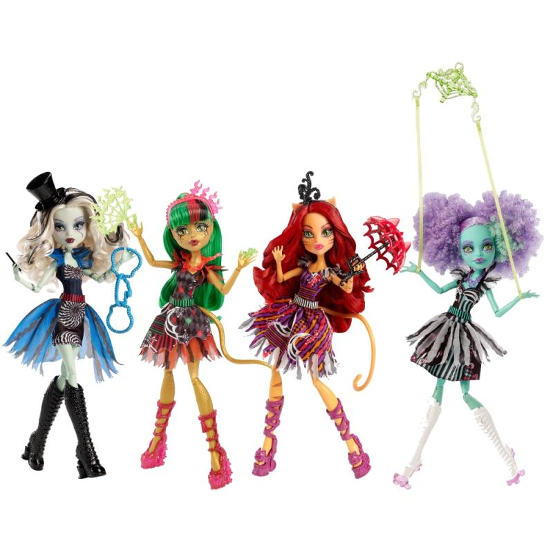 Mattel Monster High Freak Du Chic - Jinafire