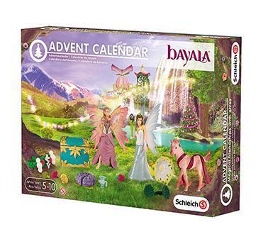 Adventní kalendář Schleich Bayala