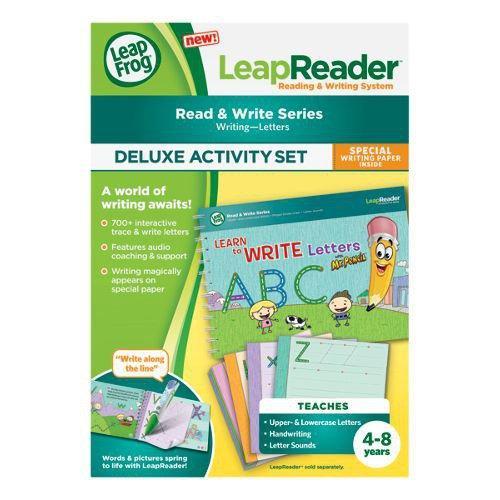 Leapfrog - Interaktivní knížka Učíme se písmena