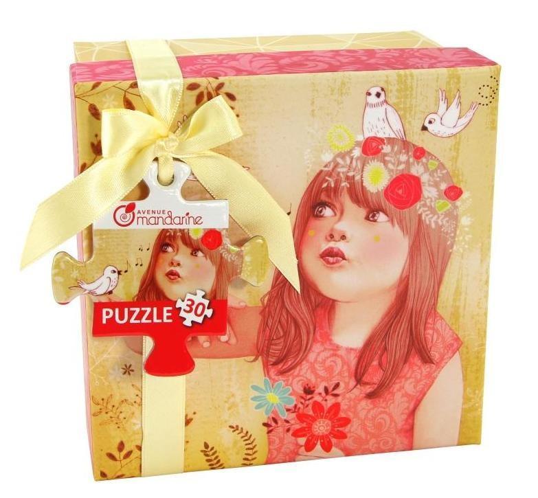 Avenue Mandarine, Puzzle Jaro