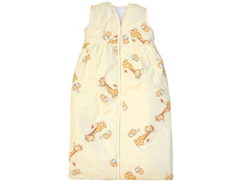 Scarlett spací pytel - Žirafa žlutá