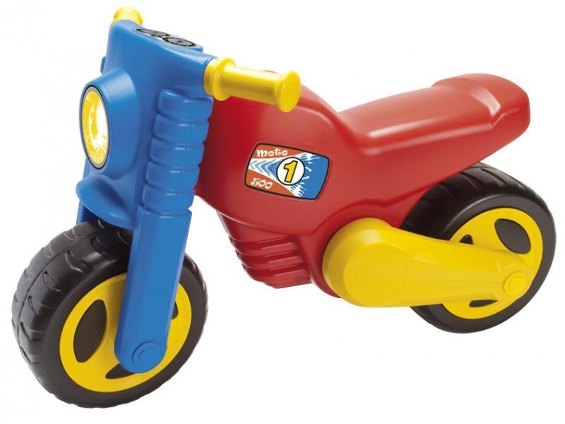 Scarlett dětské odrážedlo motorka 500 červená