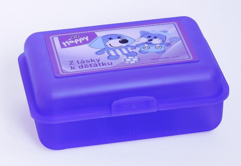 Happy dětský svačinový box