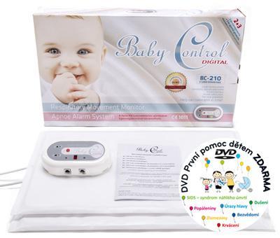 Baby Control Digital 210 Monitor dechu