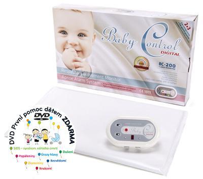 Baby Control Digital 200 Monitor dechu