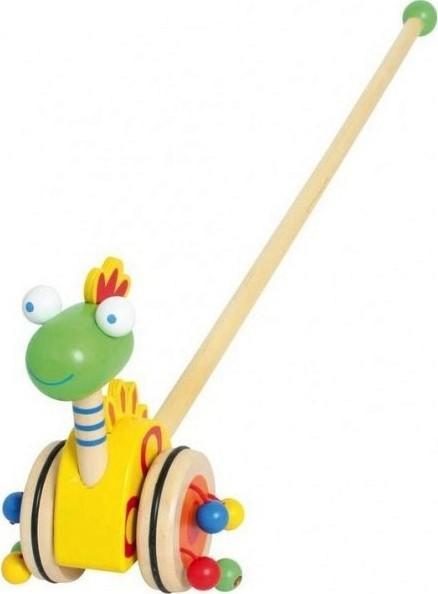 Bino Jezdík – dinosaurus