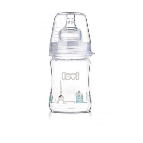 LOVI láhev Diamond Glass 150ml Retro Boy
