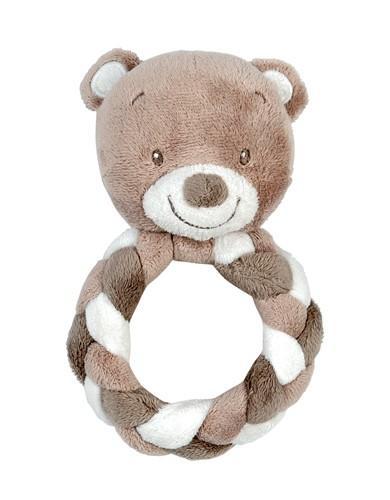Nattou hrkálka medvedík Tom