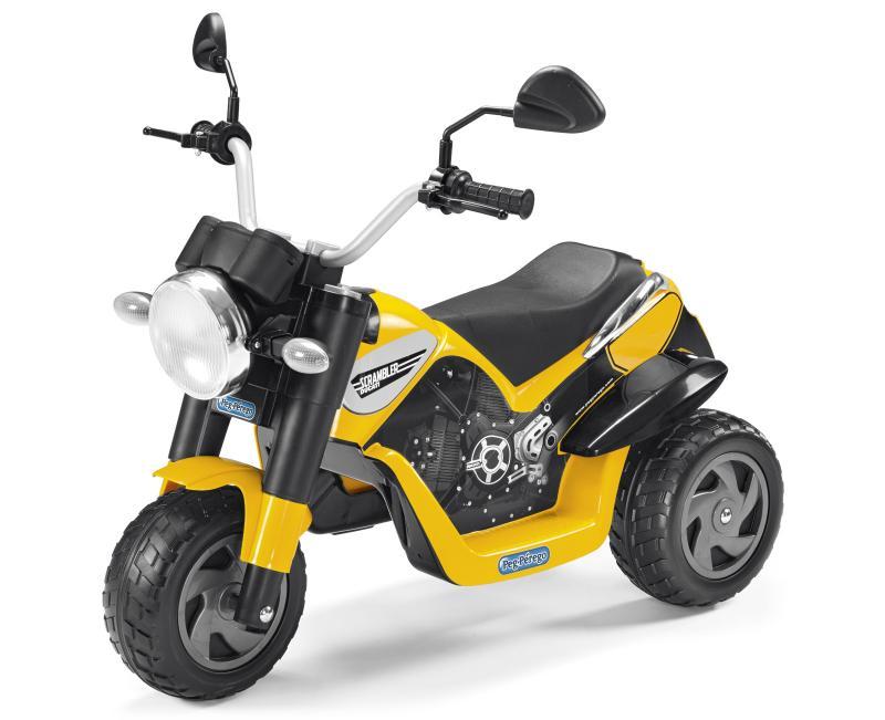 Elektrické vozítko Peg Pérego Ducati Scrambler