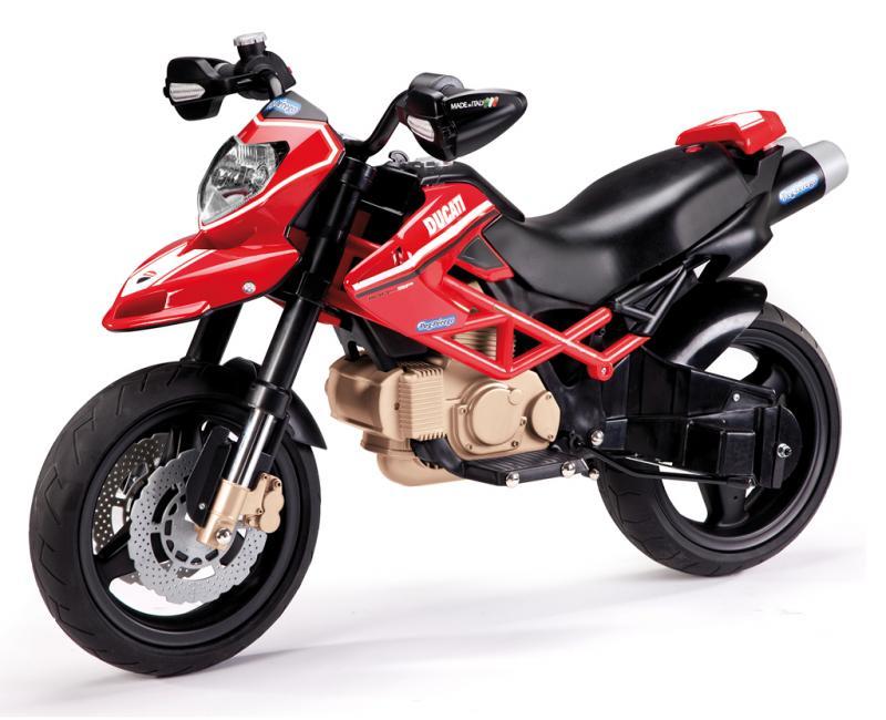 Elektrické vozítko Peg Pérego Ducati Hypermotard