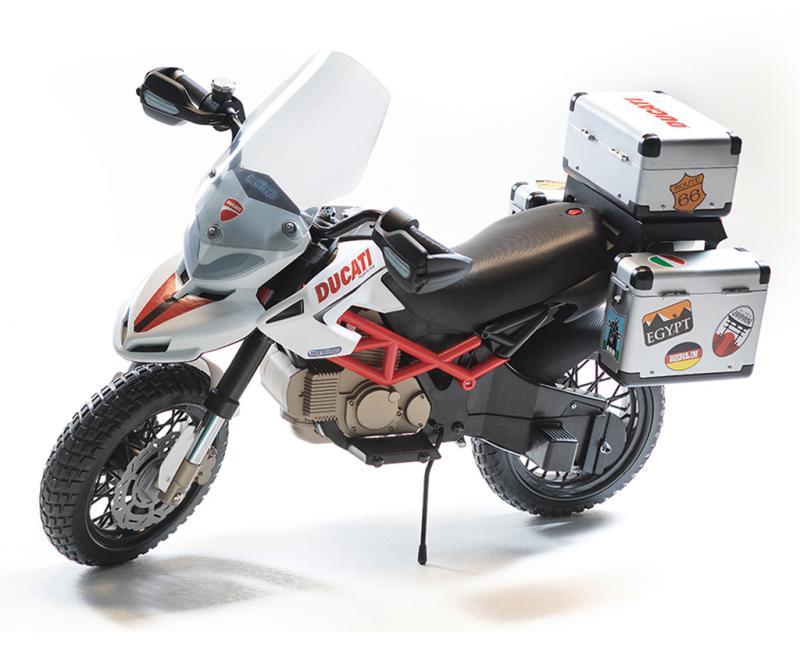 Elektrické vozítko Peg Pérego Ducati Hypercross