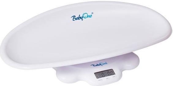 Baby Ono Váha digitální 2v1 do 50 kg, 0m+