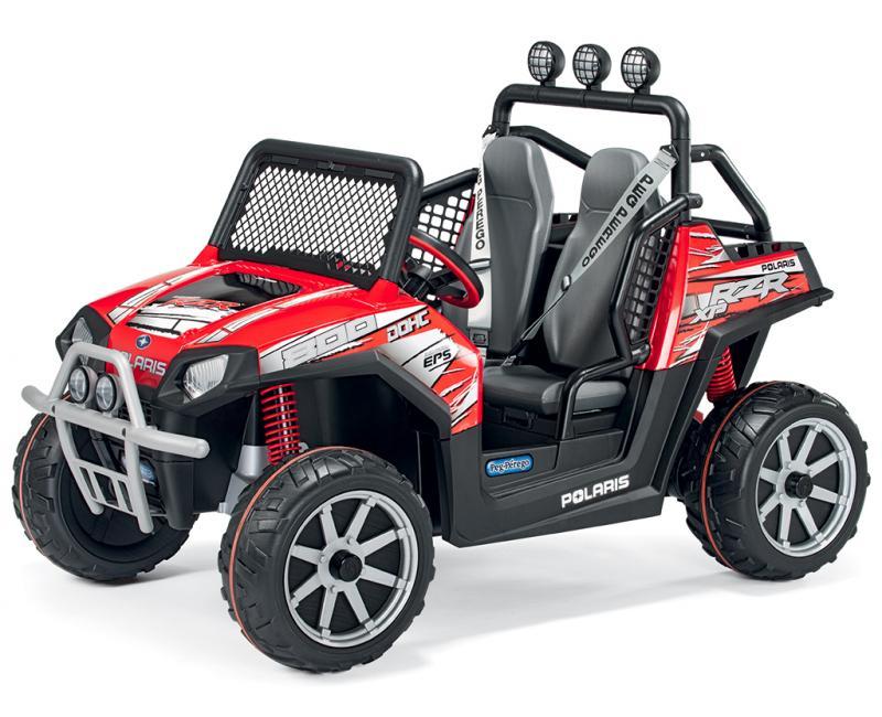 Elektrické vozítko Peg Pérego Polaris Ranger RZR