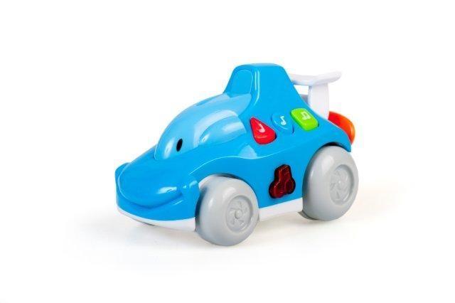 BamBam Autíčko závodní