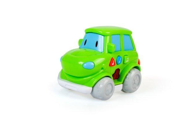 BamBam Autíčko mini Jeep