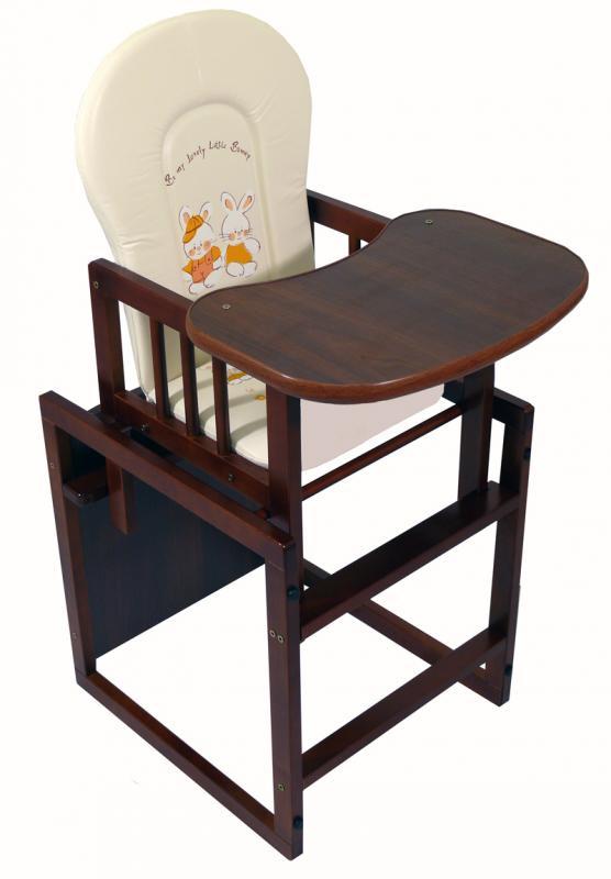 Jídelní židlička Depemo Tomi Konrád IV. ořech