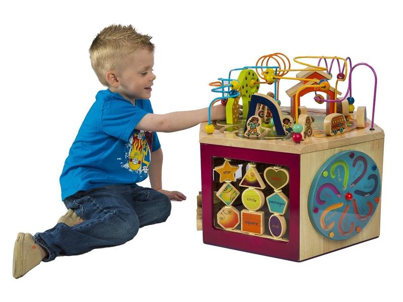 B-Toys Interaktivní hrací centrum Youniversity