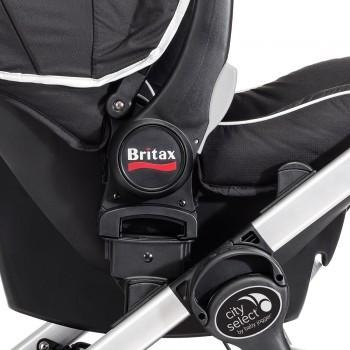 Baby Jogger adaptér City Select/Versa pro autosedačku Britax Römer