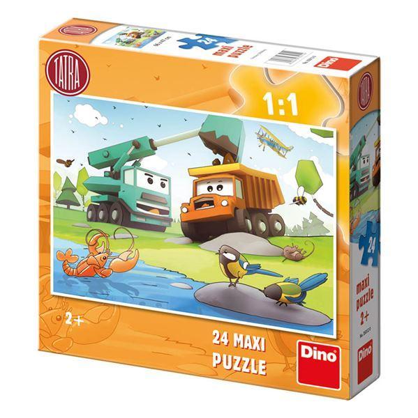 Dino Tatra 24D maxi puzzle