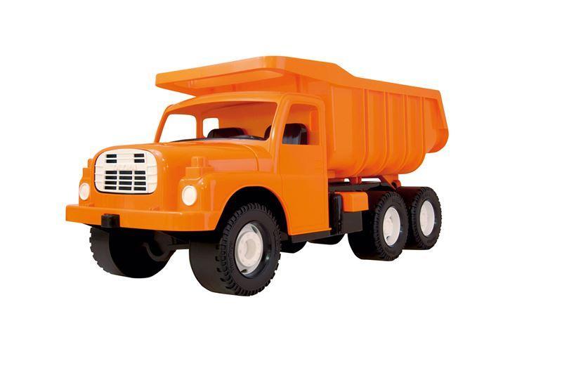 Dino auto Tatra 148 oranžová, plastová 73 cm