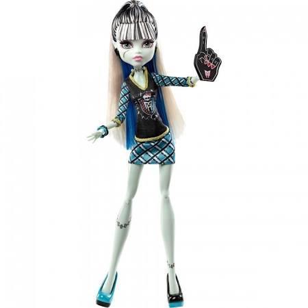Mattel Monster High Třídní příšerka - Frankie Stein