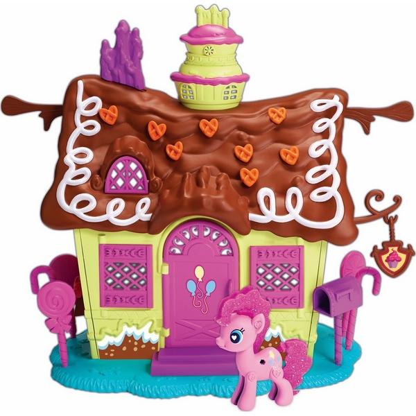 Hasbro My Little Pony Domeček - hrací set