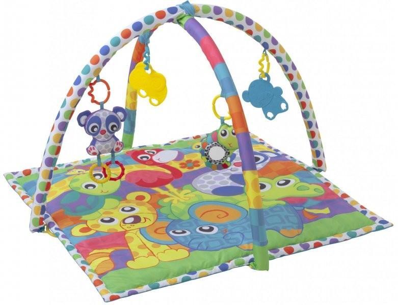 Playgro Hrací deka se zvířátky