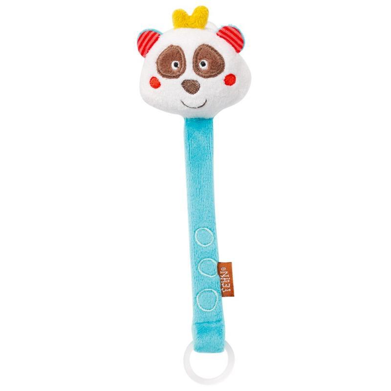 FEHN Jungle hračka na dudlík panda
