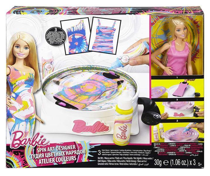 Matell Barbie a spirálové návrhářství